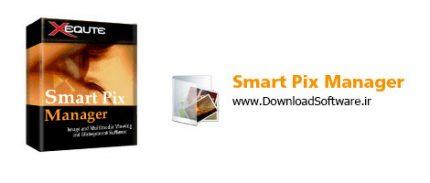 دانلود Smart Pix Manager – برنامه مشاهده و مدیریت فایل های چند رسانه ای