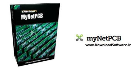 دانلود myNetPCB – نرم افزار طراحی مدارهای الکترونیکی