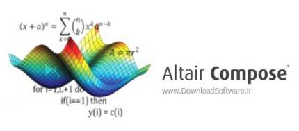 دانلود Altair Compose – نرم افزار محاسبات عددی و مهندسی
