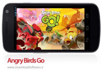 دانلود بازی Angry Birds Go برای اندروید
