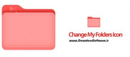 دانلود Change My Folders Icon Pro - برنامه تغییر آیکون فولدر برای ویندوز