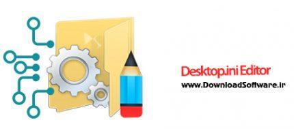 دانلود Desktop.ini Editor – نرم افزار ویرایش ساده فایل Desktop.ini در ویندوز