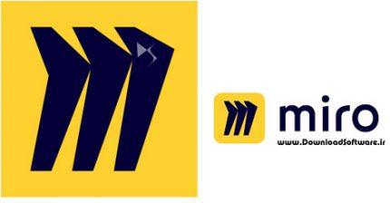 دانلود Miro – نرم افزار طراحی انواع ساختارهای سازمانی