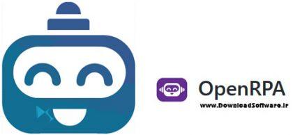 دانلود OpenRPA – نرم افزار اجرای خودکار دستورات در ویندوز