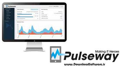 دانلود Pulseway Manager x86/x64 – نرم افزار نظارت بر کامپیوتر از راه دور