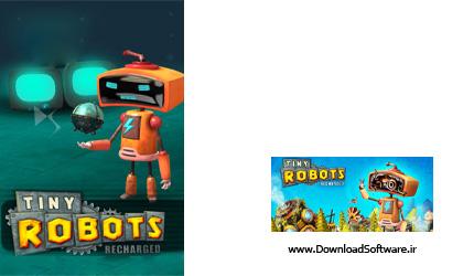 دانلود بازی Tiny Robots Recharged برای PC