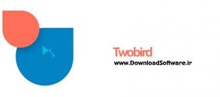 دانلود Twobird – نرم افزار مدیریت ایمیل، یادداشتها، اقدامات روزانه و یادآوری امور شخصی