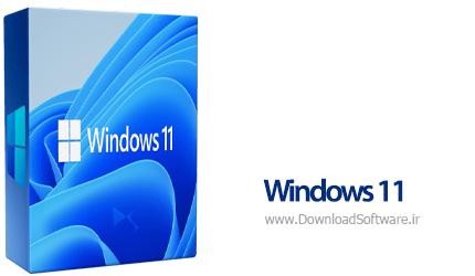 دانلود Windows 11 AIO Unlocked ویندوز 11