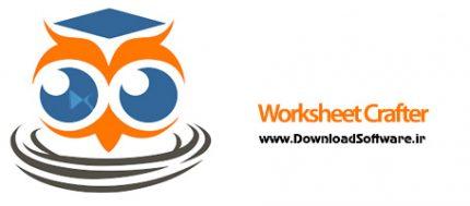 دانلود Worksheet Crafter – نرم افزار طراحی محتوای آموزشی، تکالیف مدرسه و …
