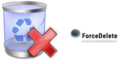 دانلود ForceDelete – نرم افزار پاک کردن فایل و فولدرهای غیرقابل حذف