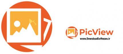دانلود PicView - نرم افزار ساده نمایش عکس برای کامپیوتر