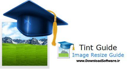 دانلود Tintguide Image Resize Guide – نرم افزار تغییر سایز تصاویر