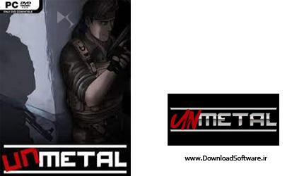 دانلود بازی UnMetal برای کامپیوتر