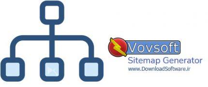دانلود VovSoft Sitemap Generator – تولید سایتمپ برای وبسایت