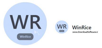 دانلود نرم افزار WinRice