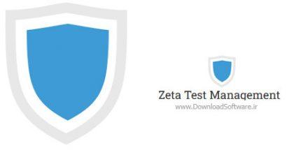 دانلود Zeta Test Management – آمادهسازی تست اسکریپت برای اجرای تستهای نرم افزاری